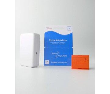 TempCube Airosensor Starterkit  (met ijk certificaat)