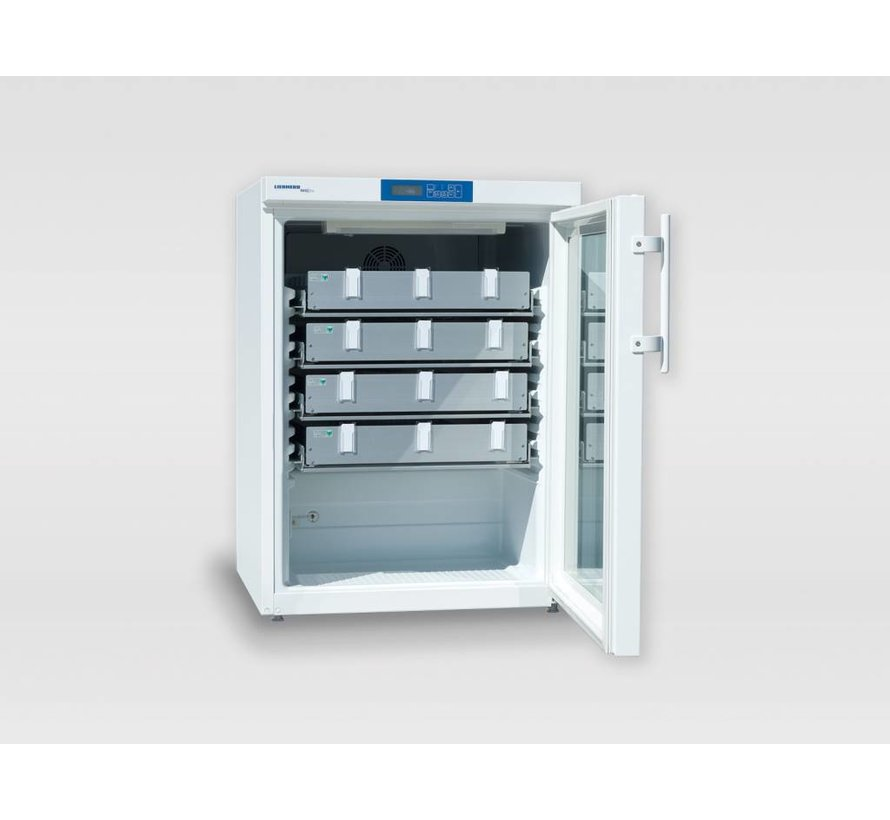 AluCool medicine drawer for in the Liebherr refrigerator
