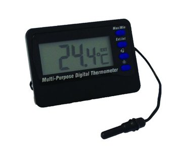 HapoH Koelkast / Vriezer thermometer met alarm