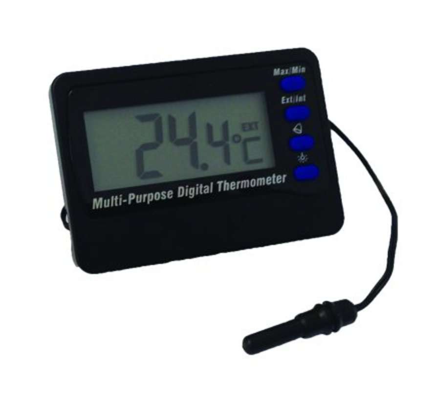 Koelkast / Vriezer thermometer RT-801 met alarm