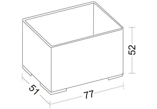 Storage Box 202 transparent
