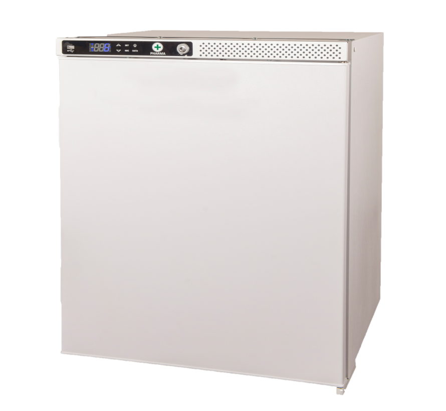 AKS 157 Pharmacy Refrigerator solid door
