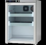 Vestfrost AKG 157 medicine refrigerator Glass door