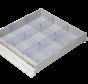 Medicool plastic medicine drawer