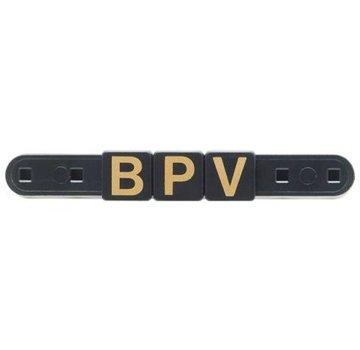 BPV Letter holder 42N