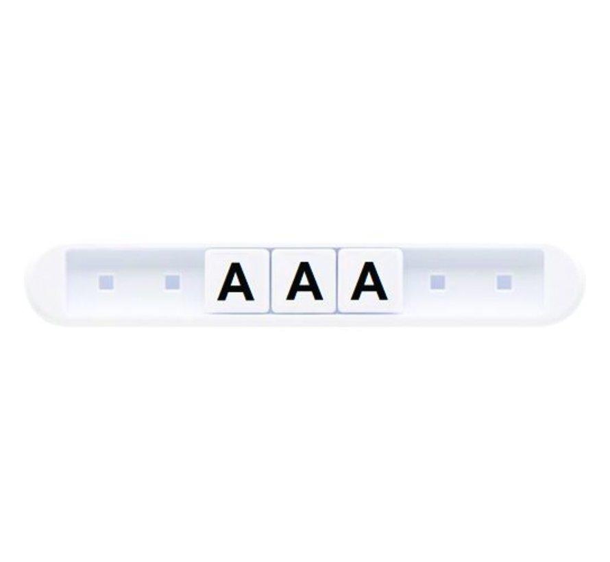 Letter holder 42HE