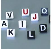 BPV Letters per 50 pieces