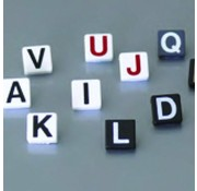 BPV Losse Letters per 50 stuks
