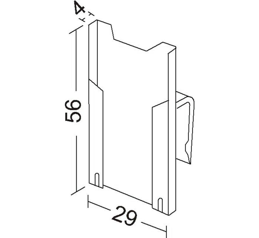 Minikaarthouder BK35/3-5