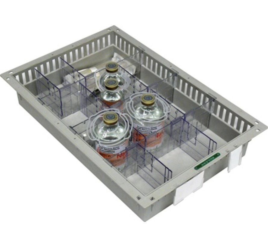 FlexModul® 600x400x100mm ABS