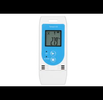 HapoH USB Temperatuur & luchtvochtigheid Data Logger