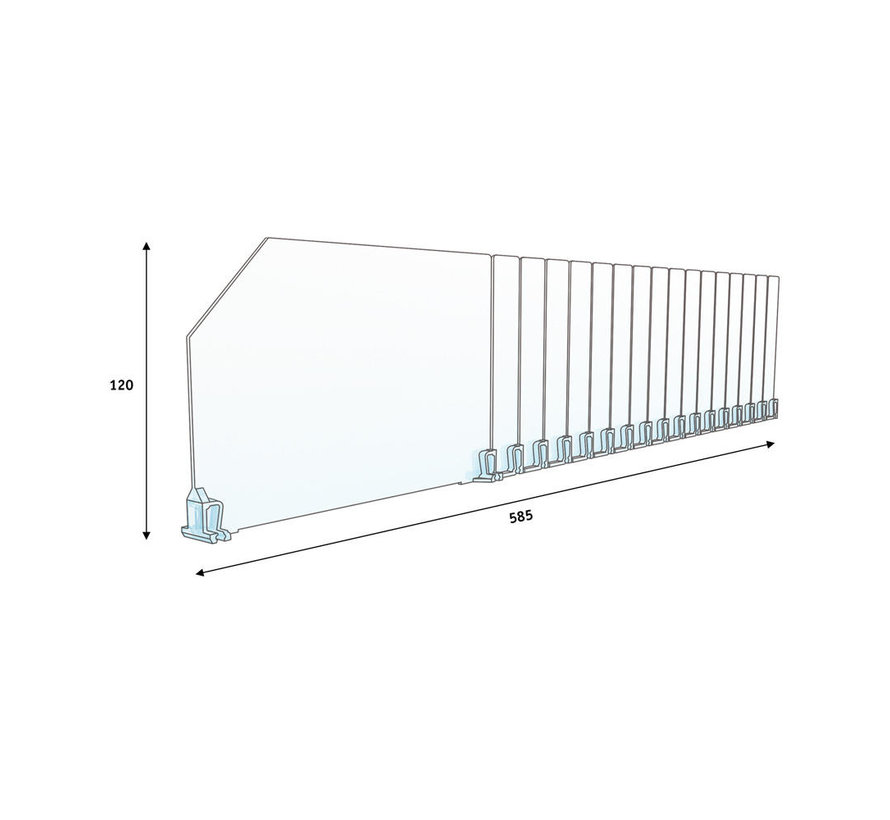 """MR"" series dividers"