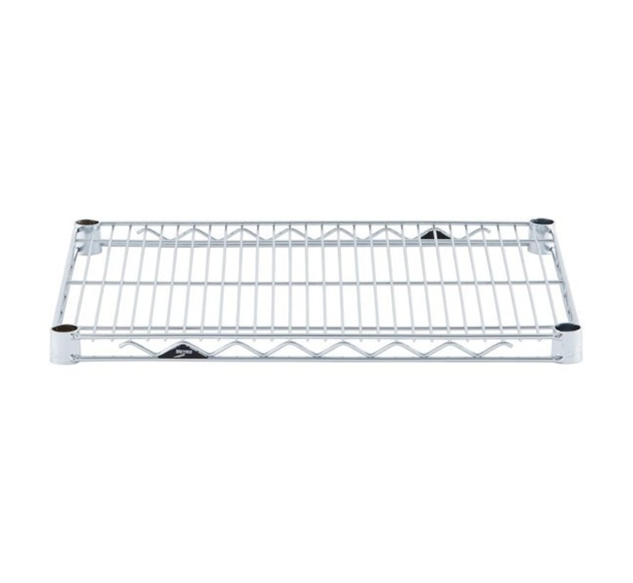 Wire shelves 455mm