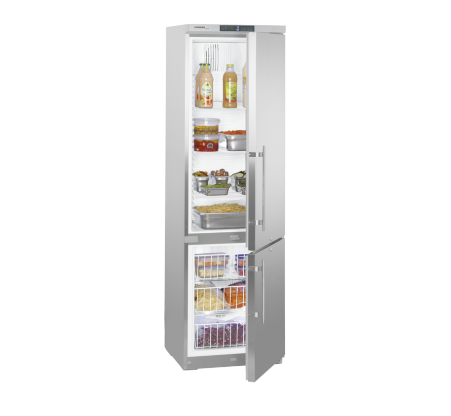 GCv 4060 ProfiLine fridge / freezer combination