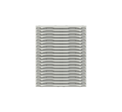 FlexModul® ISO Side Panel 600 4 in 1