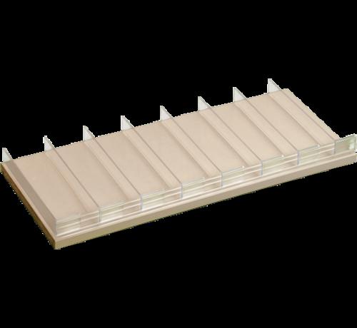 HapoH Hoekprofiel VSW 55mm op maat gezaagd