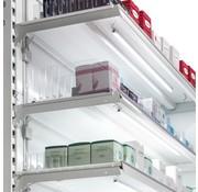"""FlexiPower"" shelf lighting set"