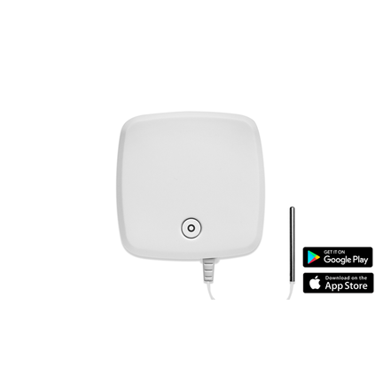 LogEasy Cloud loggers on WiFi signal
