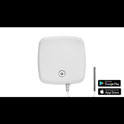 LogEasy Cloud loggers op Wifi signaal