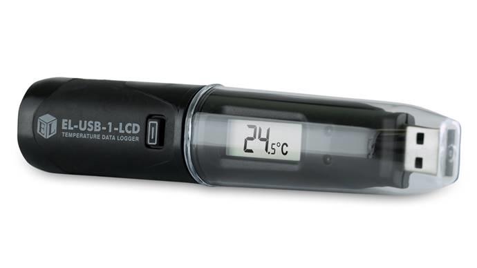USB Temperatuurloggers