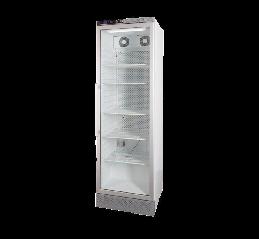 AKG 397 Medicijnkoelkast glasdeur met DIN58345