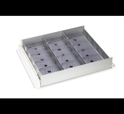 HapoH AluCool medicijnlade voor 60cm brede koelkasten