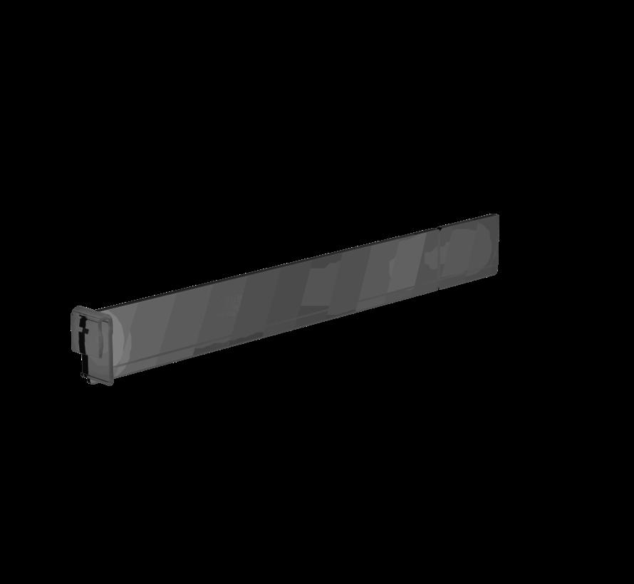 Verdeelschot UT105 35mm hoog in diverse afmetingen