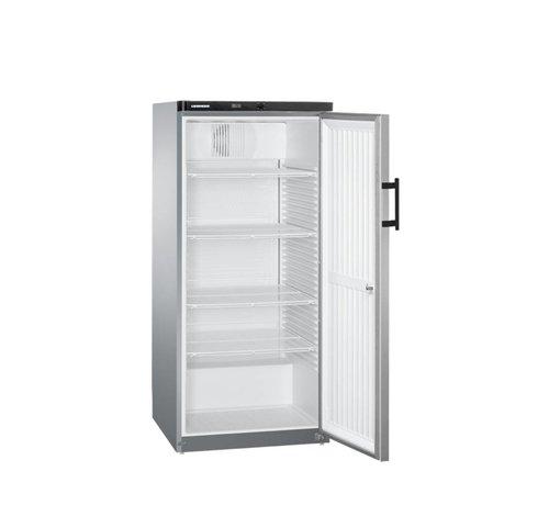 Liebherr GKvesf 5445 stainless steel door