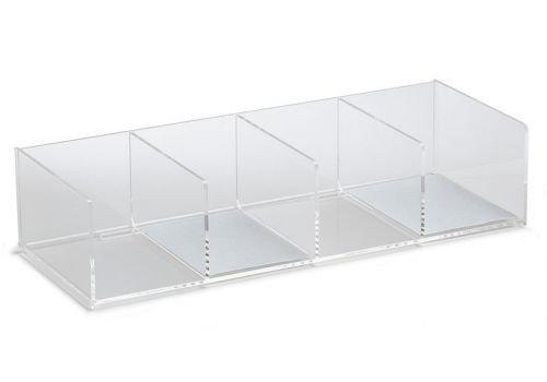 Recipe box 4-compartment A6