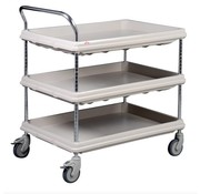 HapoH Table top cart with 3 BC type trays