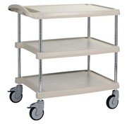 HapoH Table trolley with 3 shelves type MC
