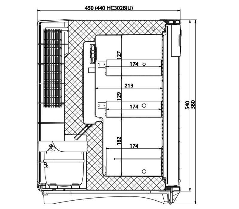 Minicool HC302