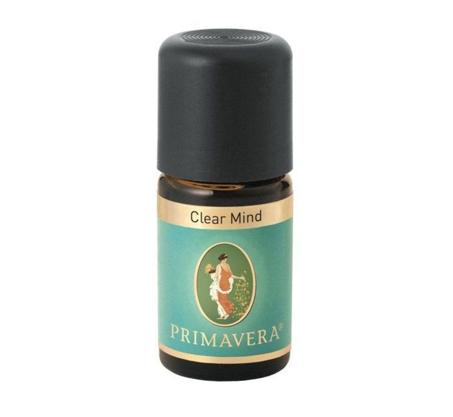 """Clear Mind"" 5 ml essential fragrance oil"