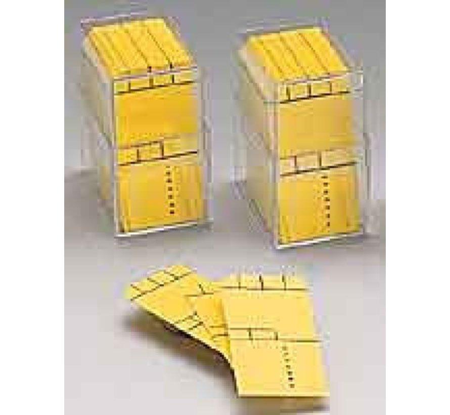 800 x Minicards in box ( 10 x 80pcs. )
