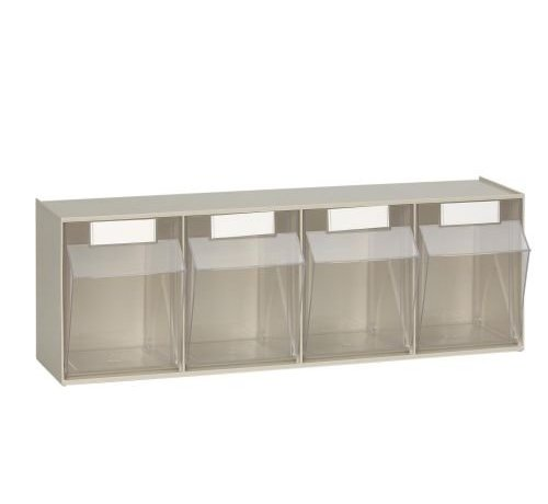 Stala Tilting tray system 4-compartment 600x174x206 mm