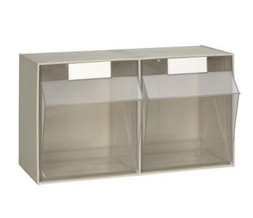 Stala Tilting container 2 compartments