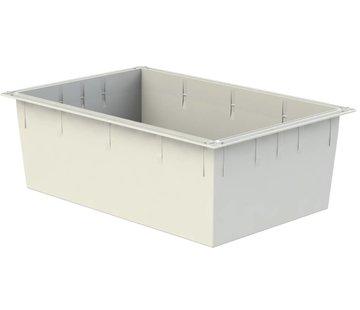FlexModul® Modular tray 600x400x200 Closed