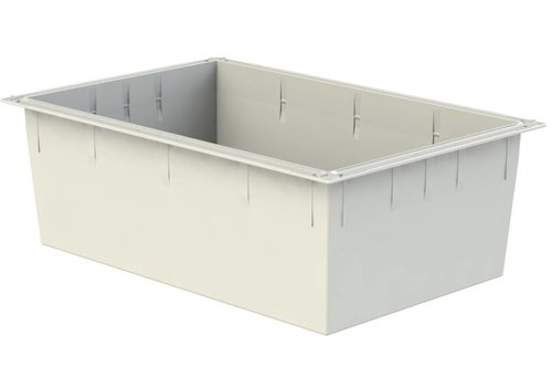 Modular tray 600x400x200 Closed