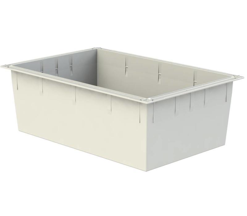 Modular tray 600x400x200 Closed