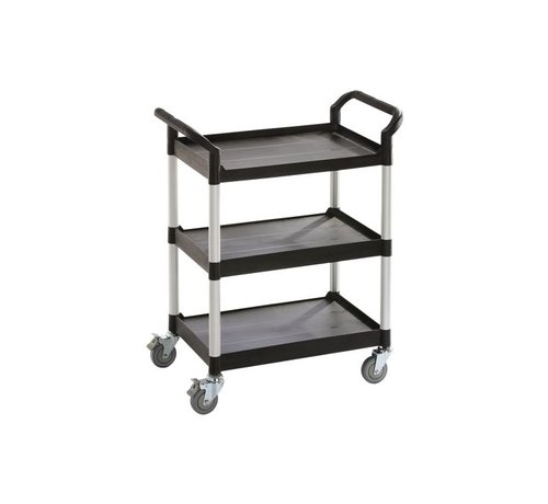 HapoH Universal trolley 3 tiers, carrying capacity 250 kg