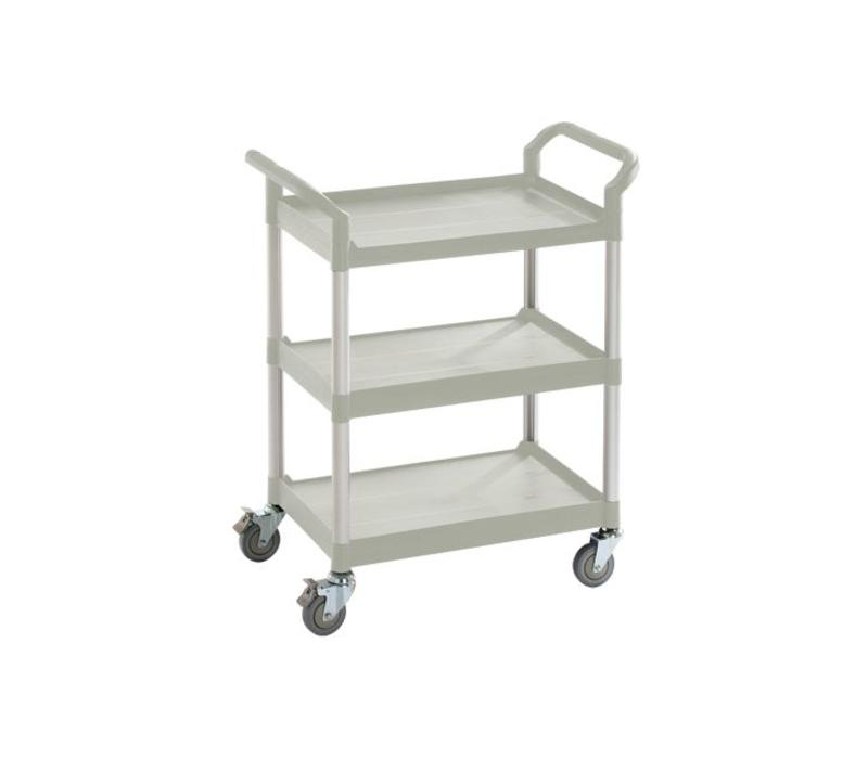 Universal trolley 3 tiers, carrying capacity 250 kg