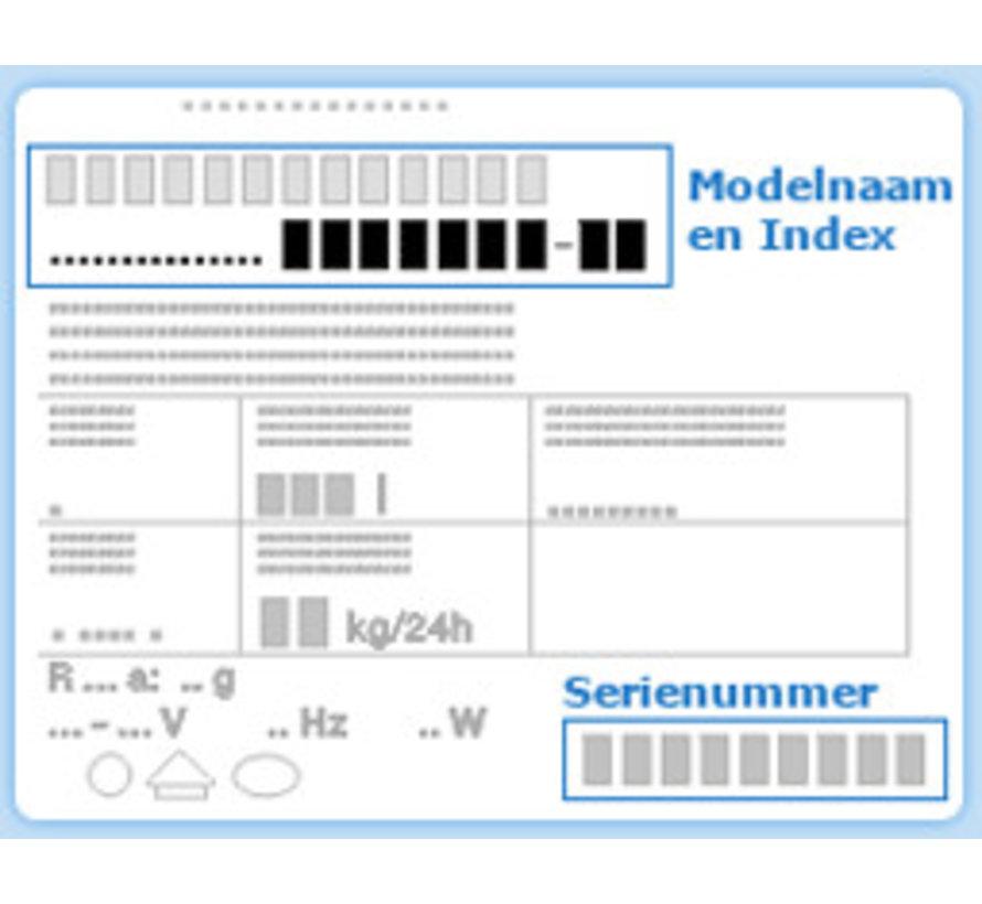 Sleutel Liebherr koelkast