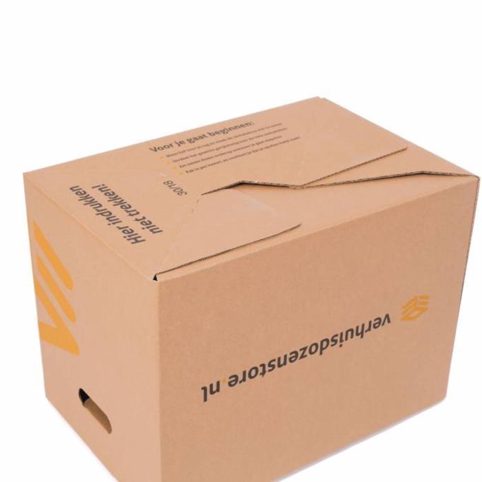 Verhuisdozen standaard autolock pakket 20 stuks