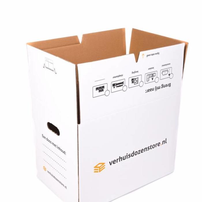 Verhuisdozen professionele autolock pakket 20 stuks