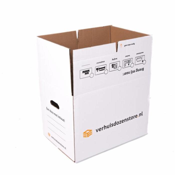 Erkende premium verhuisdozen pakket 10
