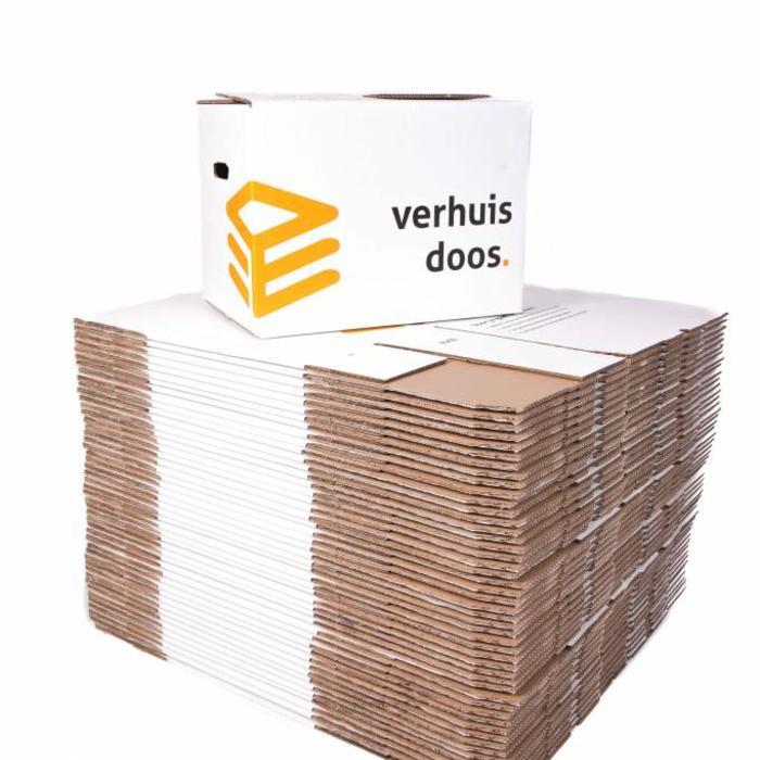 Erkende premium verhuisdozen pakket 40
