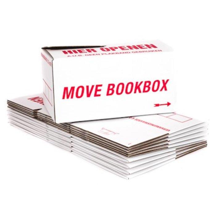 Boekendozen 20 stuks