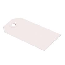 Labels (Nr. 5) 55 x 110 mm uit 200 wit karton per 1000 stuks