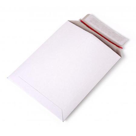 Kartonnen enveloppen 215 x 270 mm pakje van 100 stuks
