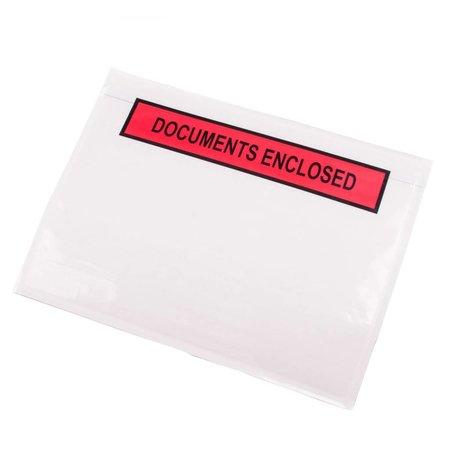 Paklijst envelop A5 Formaat - Extra Sterk - pakje van 1000 stuks